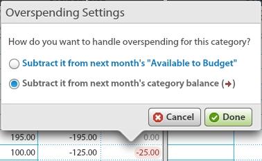 Overspending_Settings