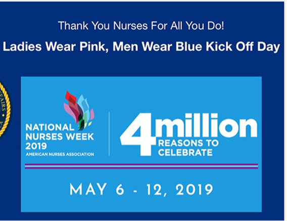 "922d936d0 Until I received this official workplace email, suggesting that ""ladies""  should wear pink and ""men"" should wear blue to kick off the week."